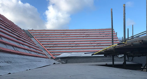 Flat Roofing repairs Exeter