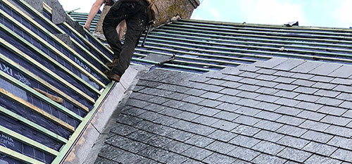 Lead Roofing repairs Exeter